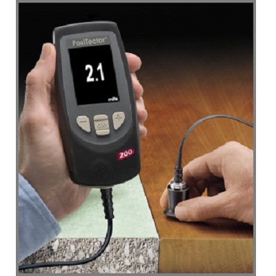 200 main resize Ultrasonic Coating Thickness Gauge PosiTector 200