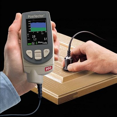 200 wood resize PosiTector® 200 Coating Thickness Gages for Non-Metal Substrates