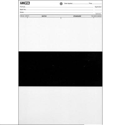 3B resize Leneta Form 3B Opacity Charts