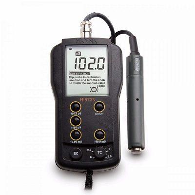 8733 resize Hanna HI8733 Multi-range EC Meter