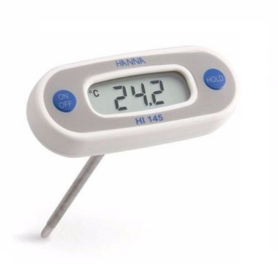 DD resize 2 Hanna HI145-00 T-Shaped Celsius Thermometer (125mm)