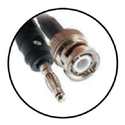 HI1043D DinplusPin resize pH Electrode - Glass Body, Refillable, HI 1131P