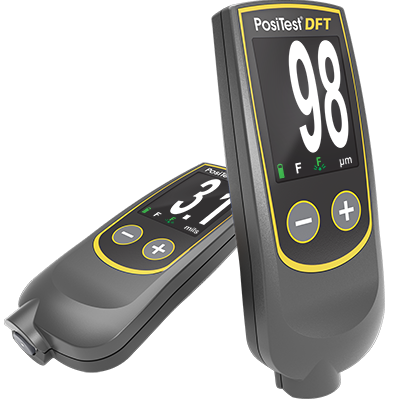 PosiTestDFT 1 Double t resize PosiTest DFT Pocket Coating Thickness Gauge