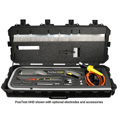 PosiTestHHD 3 Full Case resize PosiTest® HHD High voltage Holiday Detector