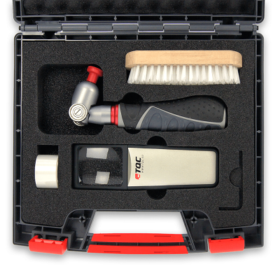 RUITJESPROEF HECHTINGSTEST – COMPLETE TESTKIT CC3000 2 resize Cross Cut Adhesion Test KIT CC3000