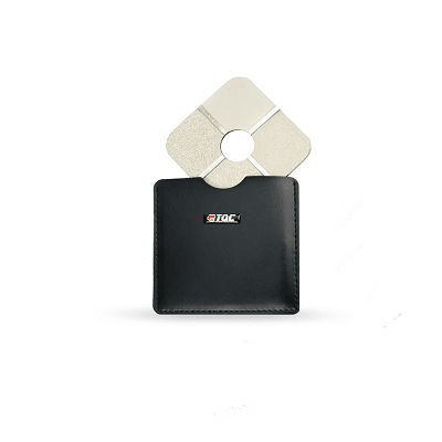 STAALSTRAAL VERGELIJKINGSSTANDAARD 2 resize Steel Surface Roughness Comparator