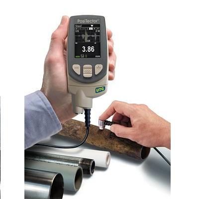 PosiTector UTG Ultrasonic Wall Thickness Gauge UTG corrosion resize