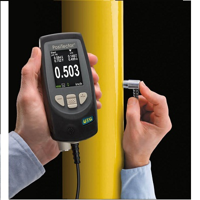 UTG paint resize PosiTector UTG Ultrasonic Wall Thickness Gauge