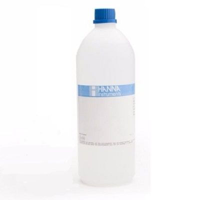 aa resize 2 Hanna HI7071L Electrolyte Fill Solution, 3.5M KCl + AgCl (500 mL)