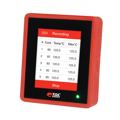 curvex 3 standard cx3015 01 aangepast resize CurveX 3 Standard Oven Temperature Data Logger Kit