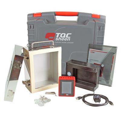 curvex 3 standard cx3015 03 TQC Sheen resize CurveX 3 Standard Oven Temperature Data Logger Kit