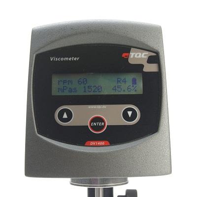 rotational viscometer dv1400 04 resize Rotational Viscometer DV1400