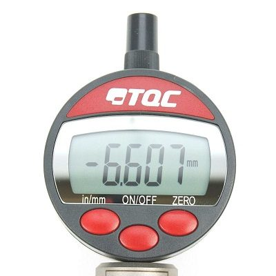 surface profile and coating thickness gauge sp1560 03 resie Surface Profile and Coating Thickness Gauge