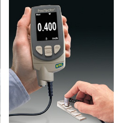 utgc main sm resize PosiTector UTG Ultrasonic Wall Thickness Gauge